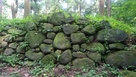 徳川時代の石垣