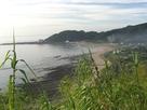 展望台からの日南海岸…