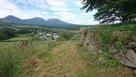 石垣と浅間山