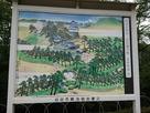 真田氏時代の沼田城の絵(S28年北村明道…