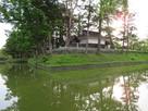 鶴岡護国神社(本丸南西隅)…