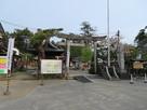庄内神社(本丸)…