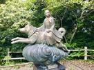 伏姫八房像