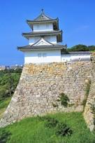 巽櫓(東側)