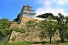 坤櫓(南側)