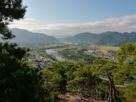 岩場からの眺め…