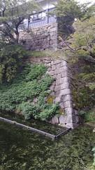 巽櫓台下石垣