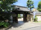 大念佛寺に移築された陣屋門…