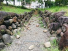 石垣水路と石樋…