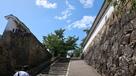 西の丸南門跡