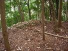 姫の丸石積跡