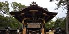 豊国神社の唐門…