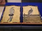 もと江戸城二の丸東照宮にあった鷹図…