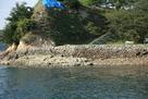 潮流体験にて石垣