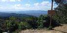 大文字山の山頂から…