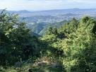国見櫓からの眺望…