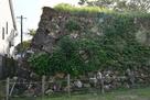本丸石垣(東隅)…