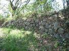 蔵屋敷の石垣