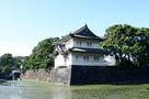 堀から富士見櫓…