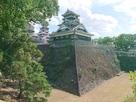 宇土櫓(加藤神社から)