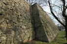 塩櫓跡の高石垣…