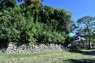 三ノ段と石垣
