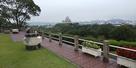 男山配水池公園からの眺望…