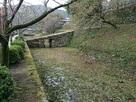 石垣と堀②