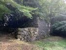 椿谷側の石垣