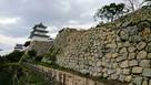 石垣メインと両櫓…