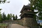 本丸西櫓と西虎口