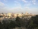 仙台城跡からの仙台の街…