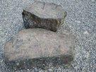 石垣の根石