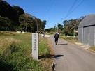 本佐倉城入口