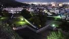 舞鶴城公園東側夜景