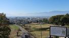 武田氏館跡城下町の眺望