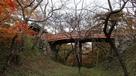 桜雲橋(堀切から)…