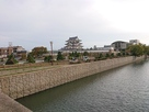 庄下橋(阪神尼崎駅東側)からの遠景
