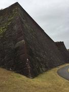 高さ17m本丸大石垣…