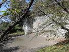巽櫓下の水堀