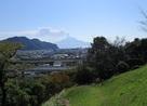 城下町と桜島