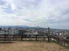 三階櫓からの眺め…