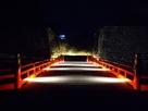 廊下橋ライトアップ…