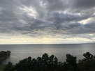 天守閣展望台からは夕日が綺麗だそう。