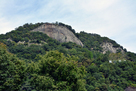 岩殿山 鏡岩