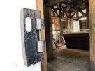 坤櫓の扉の鍵