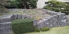 天守の石垣
