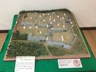 松阪市立歴史民俗資料館にある模型…