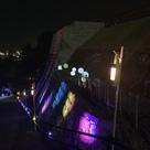 夜の生駒坂