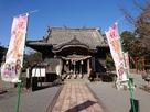 本丸跡(大村神社社殿)…